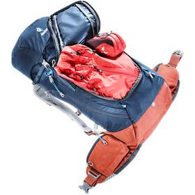 Deuter Trail Pro 36 Backpack Herr midnight/lava